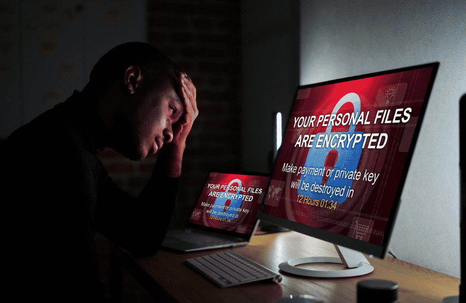 Surge In Malware Cyber Attacks Cause Problems For Business