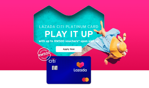 Lazada, Citi teams up for Southeast Asia's first e-commerce credit card